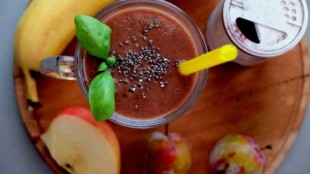Smoothies to encourage